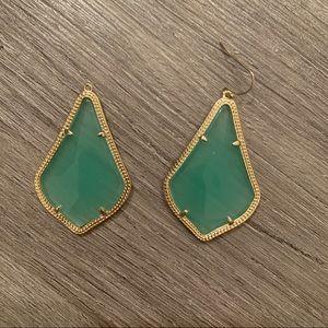 Kendra Scott- Gold Drop Earrings